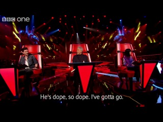 Team tom and team will sing for the semi finals - team tom and team will sing for the semi finals - series 1, the voice uk - bbc one
